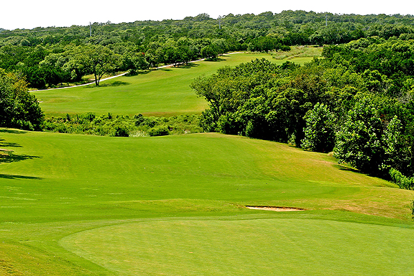 Barton Creek Resort & Spa                     Austin, Tex.                     800-336-6158, bartoncreek.com                     In 2001, Barton Creek received the Golf Course Superintendents Association of America (GCSAA) National Environmental Steward Award. And the efforts of all four courses to provide sanctuary for wildlife led to Audubon certification.