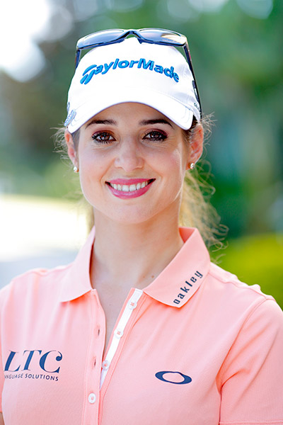 """The best part of being an LPGA Tour pro is being able to compete at the highest level all around the world with the best golfers. I love the competition. I also love traveling and getting to know other parts of the world and getting to know other cultures. I think that's really special and very grounding as well, to understand how other people think, and to work on your patience sometimes."""