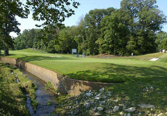 97. Bellerive                   St. Louis, Mo.More Top 100 Courses in the U.S.: 100-76 75-5150-2625-1