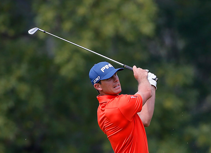 Billy Horschel                       FedEx Cup rank: 2                       CATEGORY: Greens in Regulation                       PGA Tour rank: 4th (70.03%)                       Club: Ping S55 (3, 5-9) with Ping ZZ65 shafts                       Horschel hit 76% of the greens in regulation en route to victory in the BMW Championship last week. That quickly erased the memory of laying sod over ball on the 72nd hole at the Deutsche Bank a week earlier.