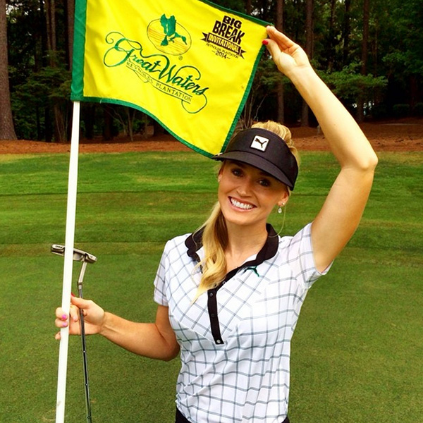 @blaironealgolf It's Official! I will be competing in the #BigBreakInvitational at @reynoldsgolf The course is looking amazing!! @BigBreak