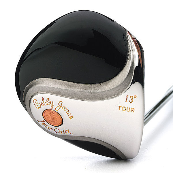 "$219, graphite                      bobbyjonesgolf.com                                          It's for: Low and mid-handicappers                                          Jesse Ortiz, COO and chief designer:                     I've always believed                     that a shallow fairway wood design                     instills confidence and offers the                     most playability options from all turf                     conditions. The magnesium [crown] is much                     lighter than aluminum or titanium, and allows                     me the freedom to load weight [in the sole and                     rear] where it can be most effective for you. My                     reputation is built on innovative, multi-material                     fairway woods, and this is the next generation.""                                          How it works: Workshop Edition woods have a                     classic pear shape. The shallow clubface sets                     up dead-on square in the address position. The                     face is made of Carpenter 465 stainless steel                     (to buoy ball speed). The aforementioned traits                     carry over from previous Jesse Ortiz-designed                     fairway woods (such as Orlimar Trimetal                     woods). Updates include a lightweight hosel                     and magnesium crown that contribute to the                     club's low center of gravity. The effect should be                     added pop, and forgiveness, on off-center hits."