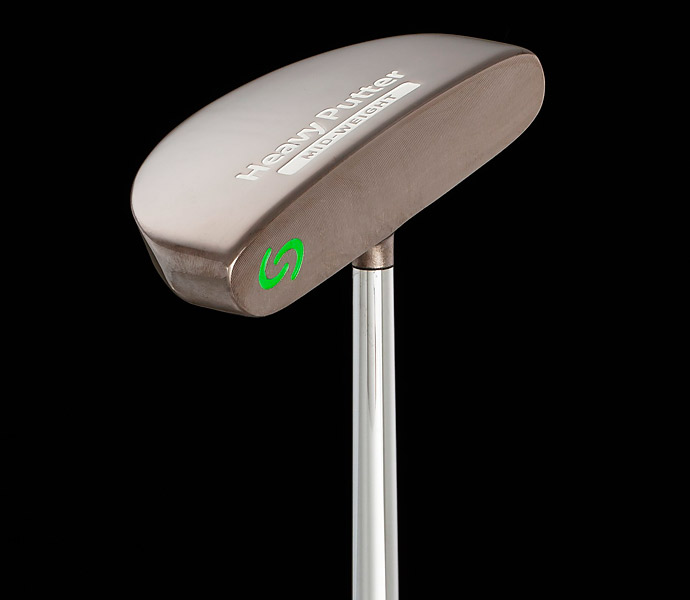 Boccieri El Mid-Weight H1-M Putter                     Price: $170                     Read the complete review