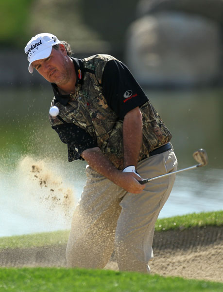 Boo Weekley made camouflage gear a crossover sensation, and you can still purchase his trademark Mossy Oak designs from his website, booweekley.com.