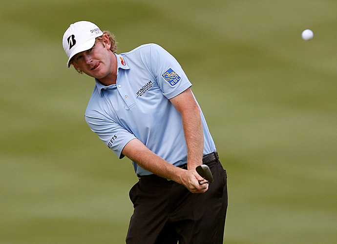 Brandt Snedeker won last week's RBC Canadian Open but opened with a 72 at Firestone.