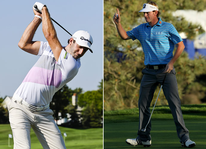 Would you rather putt like Brandt Snedeker or drive the ball as far as Dustin Johnson?                        PGA Tour pro responses:                        BRANDT'S STROKE: 76 percent                        DJ'S LENGTH: 24 percent