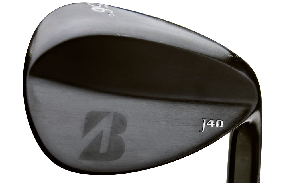 "Bridgestone J40                     $109; golf.com/bridgestone                     Constructed from soft 8620 carbon steel to provide Tour-level feel and feedback around the greens, the J40 features Bridgestone's ""variable bounce"" technology. This multi-bounce sole design allows the club to perform well from a variety of lies in both open and square positions. Other features include machined clubfaces with a rough surface and True Temper Dynamic Gold Spinner shafts, both of which help to increase spin."