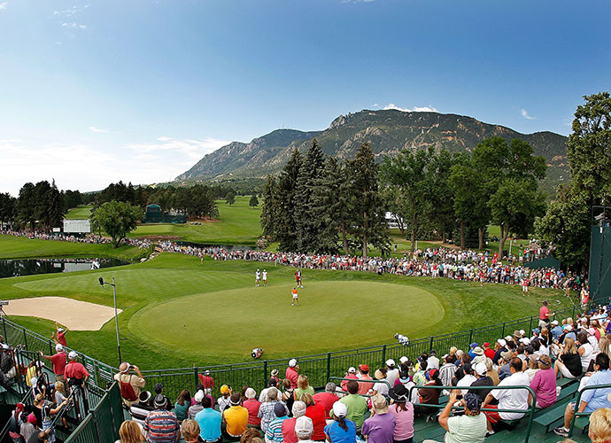 2. Broadmoor Golf Club (West), Colorado Springs, Colo.: Ross' holes (1-6 and 15-18) pair with eight Robert Trent Jones Sr. holes to form the West, a formidable layout in its own right, and host to the 1967 U.S. Amateur, where Bob Dickson edged Vinny Giles by one. Tougher than the East by some accounts, the narrower, more scenic West sits higher up and features more elevated greens than the East.