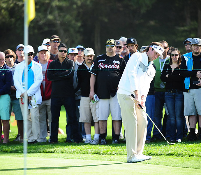 Watson has not won a tournament since capturing a green jacket at the 2012 Masters.