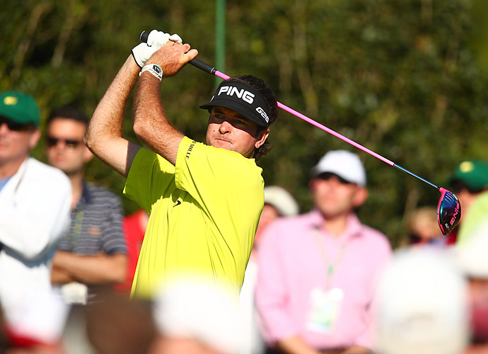 Bubba Watson enjoyed a relatively drama-free stroll through Augusta's final nine holes at the Masters, but to say he coasted to victory would be misleading. Watson crushed to victory. The lanky lefty led the Masters in driving distance (305.6-yard average), and his go-to shot is a towering, right-to-left cut, which just so happens to be the perfect shape for several of Augusta's key holes, including the 10th, 11th, 13th and 15th. On the following pages, Golf Magazine Top 100 Teacher Peter Krause explains how you can hit it long like Bubba at Augusta.