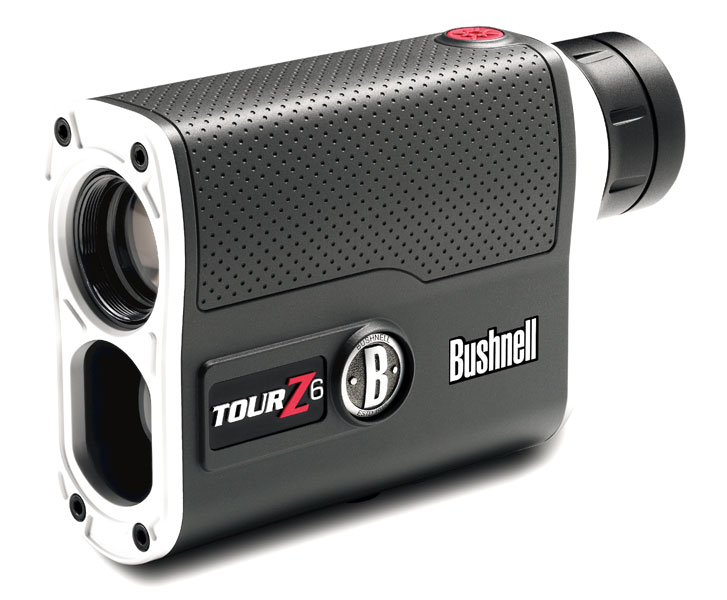 Bushnell Tour Z6 GPS/Range Finder                     $399, Buy it Now                     The Tour Z6 rangefinder from Bushnell features Extreme Speed Precision (ESP) technology and PinSeeker technology to instantly zero in on flags up to 450 yards away with +/- 0.5 yard accuracy. Its Vivid Display technology makes it easy to read in any lighting, while the premium lens coating enhances optical clarity. This great device also comes with a 3-volt battery and a convenient carry case.