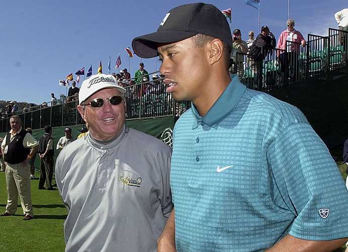 "Butch Harmon: From 1993 on, they helped put each other on the map. Back in 2000-01, when Woods was coining the phrase ""Tiger Slam,"" Harmon was the man in his corner. Then, in 2004, Woods began seeking advice from Hank Haney. Harmon said Woods was ""in denial"" about his game and wild driving.Woods responded, ""I don't understand why he would say anything like that, especially when we've been close. He does not know what I'm working on. I don't understand where he is coming from. It doesn't do himself or anyone any good to do that."" Of course, Harmon didn't stop. Instead, he started coaching Phil Mickelson, and in the process he added more kindling to the Tiger-Phil storyline. In 2013, Harmon said that he didn't like being referred to as ""Tiger's ex-coach,"" which is like Benedict complaining about being called ex-pope."