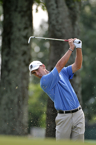Charles Howell failed to make the cut after posting scores of 73-77.