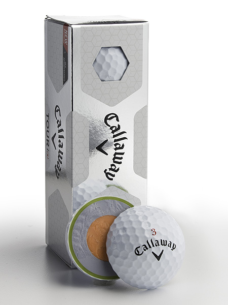 "$43/dozen; golf.com/callaway                                      It's for: Better players                                      Technology: Callaway's softest ball generates more spin on short shots than previous models. The four-piece ball has a low-compression ""dual"" core consisting of a soft inner core (to decrease driver spin) and firmer outer core (to increase wedge spin). Improved dimple aerodynamics reduce in-flight drag for longer distance.                                      Ball-fitting options: The online ball-selector tool at                   callawaygolf.com recommends an                   orb based on your responses (player                   preferences) to three simple questions.                                      What else is new: The four-piece Tour i(z) targets a broader audience, feels firmer and focuses more on length than the Tour i(s)."