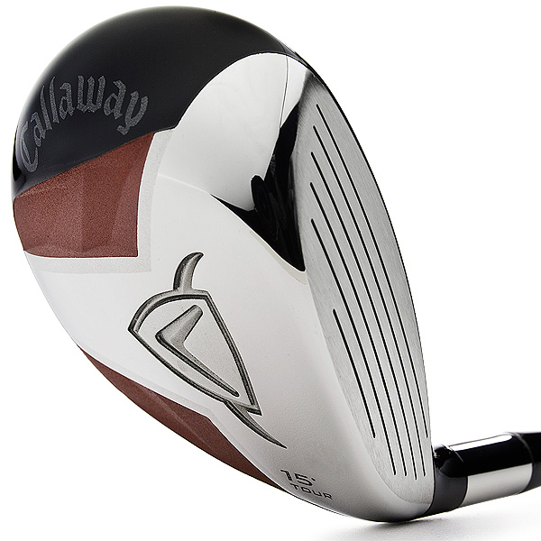 Callaway Diablo Octane Fairway Woods ($199)                       Read complete review
