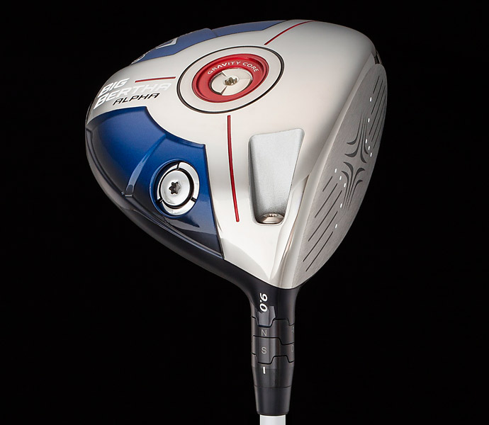 Callaway Big Bertha Alpha                       Price: $499                       Read the complete review