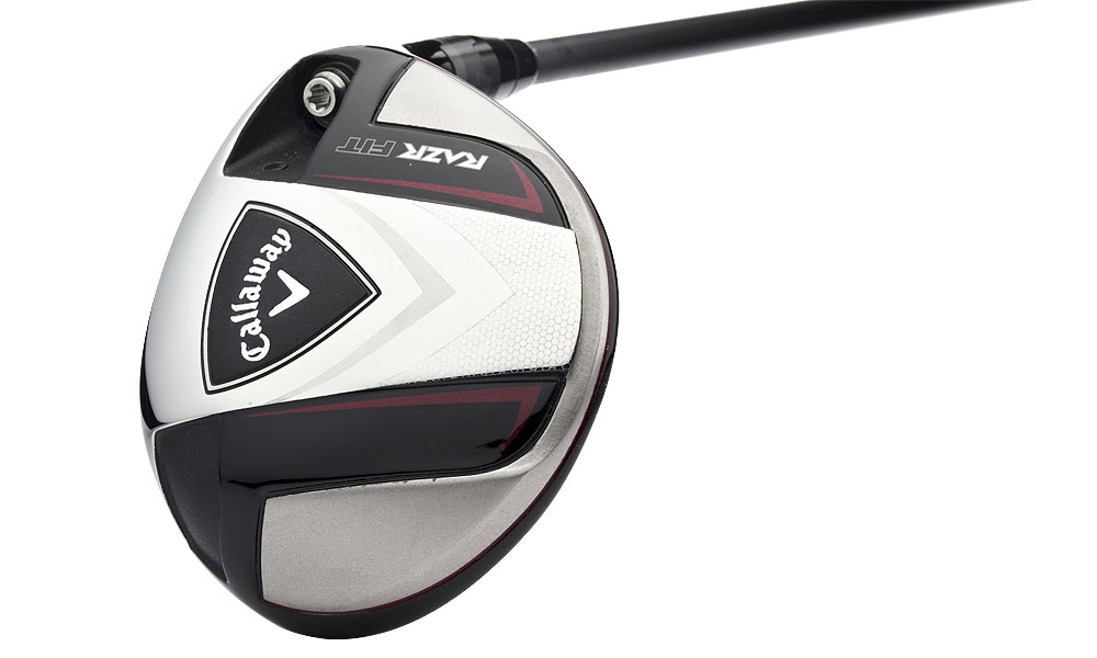 Callaway RAZR Fit, $249                     Read the complete review