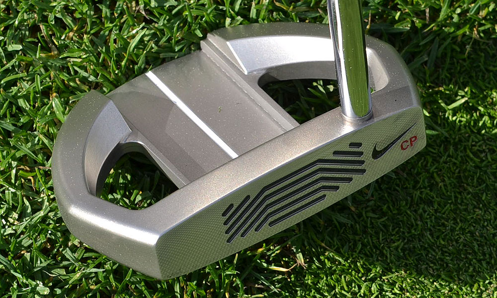 Carl Pettersson was given this prototype Nike Method putter in January, and then used it to win on Hilton Head in April.