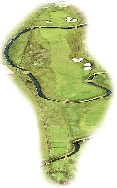 2. The 18th hole                       Quite simply the most brutal finishing hole in golf. You just knew the ghost of Jean Van de Velde was going to spook the hell out of anyone who stood on the tee or got anywhere near that snaking Barry Burn. The average score for the 499-yard, par-4 hole was 4.611. That's a par five, for pity's sake.