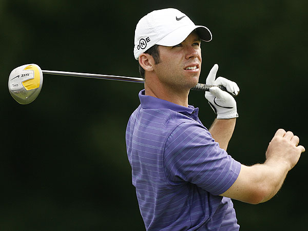 England's Paul Casey, who was also hoping to earn a captain's pick, continued his solid play by shooting 68.