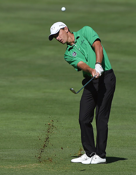 Charles Howell III also failed to crack the difficult North Course.