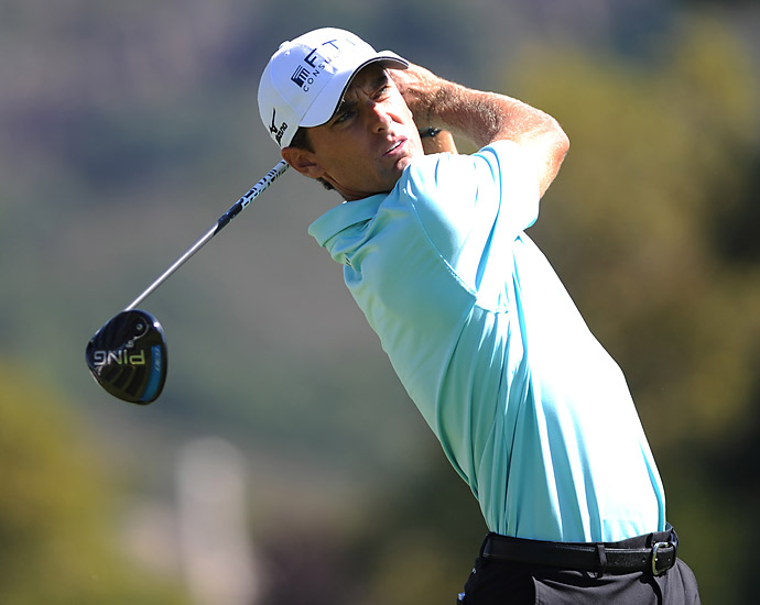 T9. Charles Howell III                       Driving Distance [avg.]: 304.1 yards