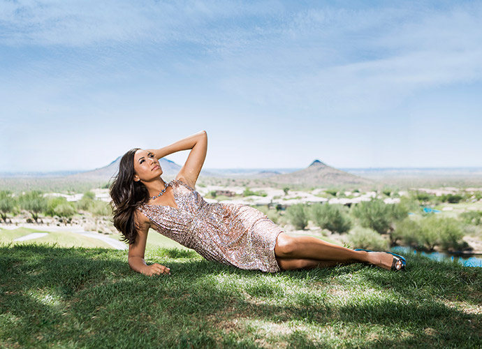 "Cheyenne Woods, 23, Professional Golfer: ""Growing up as Tiger's niece and being known as Tiger's niece has molded my career. He's been in my shoes before."" See her full gallery."