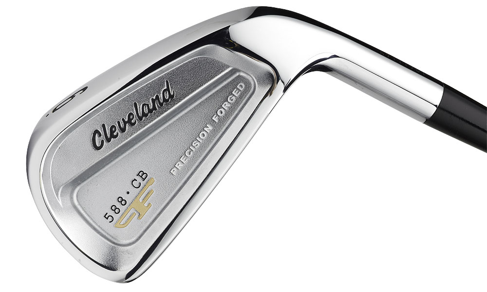 Cleveland 588 CB Forged, $999, steel                       See the complete review.