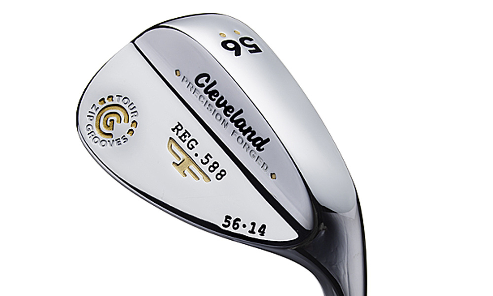 Cleveland 588 Forged, $140                       Read the complete review
