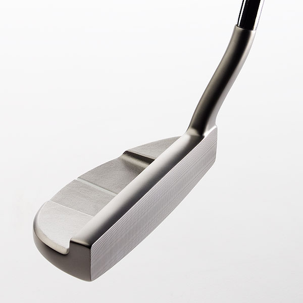 "$69                     clevelandgolf.com                      Steve Chien, VP of R&D:                      ""Our design goal is to give you a pleasant surprise when you read the price tag. These putters really offer the traditional golfer a classic design at a value price point in a tough economy.""                                           How it works: This baby looks and feels like a flat stick that would cost twice its sticker price. The 17-4 stainless steel head has a milled clubface that delivers a soft feel with ample feedback. A hand-polished satin finish minimizes glare.                                           Buy and Compare This Putter"