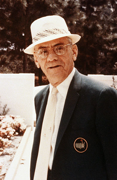 Clifford Roberts' Demise: Augusta National's co-founder Clifford Roberts, a taciturn financier turned autocrat, was at turns beloved and despised. In the fall of 1977, at age 83 and in failing health, Roberts walked to a slope next to Ike's Pond and ended his own life with a single pistol shot to the temple.