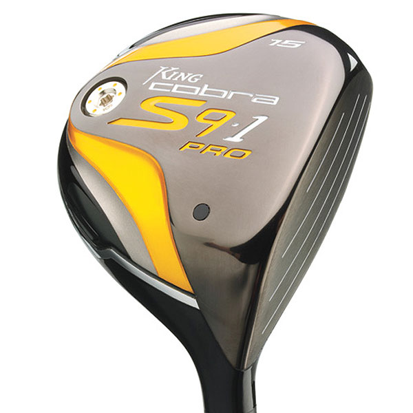 "S9-1 F or S9-1 M: $179, graphite/S9-1 Pro: $199, graphite                     cobragolf.com                                          It's for: All skill levels                                          Doug Roberts, Principal                     Design Engineer:                     ""We take an unorthodox approach here                     by developing fairway woods                     to perform well on the fairway                     but also away from the fairway. We want                     the S9-1 to inspire confidence through                     a classically styled, highly modern                     appearance that sports a larger 'footprint.'                     The result: You can assertively hit S9-1                     from the tee, tight lies, rough or fairway                     and know that it's forgiving and stable.""                                          How it works: S9-1 has a large, shallow                     face that kicks the center of gravity                     lower and farther rearward. You should                     expect high-launching shots (and good                     carry). The S9-1 Pro (pictured) has a                     smaller head, square-to-open clubface                     and heavier shaft. It's meant for faster                     swingers who want a more ""workable""                     design with a bit less built-in forgiveness.                                          Buy and Compare This Fairway Wood"