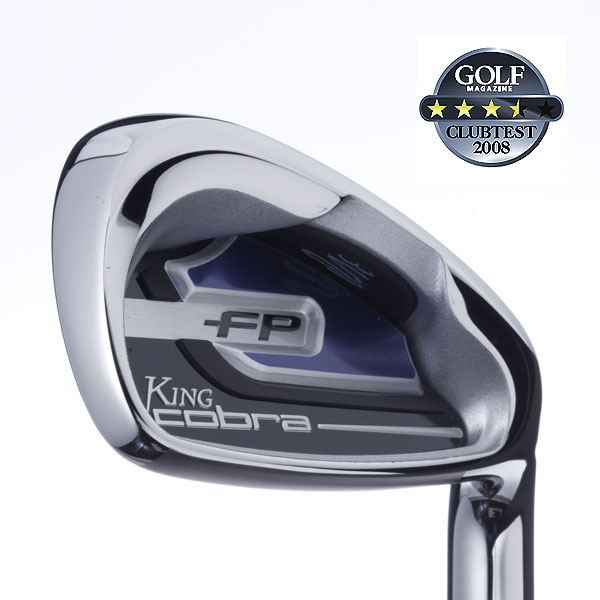 "Cobra FP                       $499, steel; $599, graphite; cobragolf.com                                              We tested: 4-GW in Nippon NS Pro 1030H steel shaft. Shaft length/loft (6-iron): 37.5""/30°                        Company line: ""Face profile is rounder, less trapezoidal, than last year's version. Has reduced offset and a shorter blade length. A urethane sole insert moves up to 20 additional grams to the heel and toe, for optimal MOI.""                                               Our Test Panel Says:                       PROS: Solid, workmanlike performers; easy to align, significantly improved look versus last year's FP; dependable combination of accuracy on good swings and damage control on bad ones; shots fly well out of rough; several guys rave about the above-average feedback; straight balls are this club's preferred shot.                        CONS: No glaring weaknesses, but doesn't stand out performance-wise against other models tested; average distance; FP is forgiving, but not quite as playable as panelists hope for.                        Rate and Review this club"