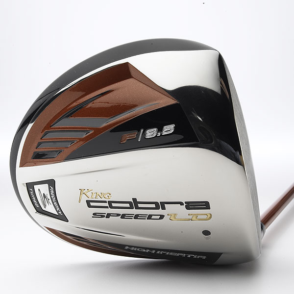 Cobra Speed LD                       The Speed LD has a more circular-shaped clubface than                       last year's version, to boost ball speed on mis-hits.                       Deeper dimples on the crown and                       more body tilt from face to rear shift                       the center of gravity location lower                       and more rearward. This creates                       a higher MOI (formerly                       5,000 g/cm2, now 5,200),                       for tighter dispersion on                       off-center hits, increased                       launch and lower spin.                                              Internal ribs contribute to                       LD's improved impact                       sound, which has a higher                       pitch, shorter duration                       and lower decibel level                       than last year's model.                       $299, graphite                       cobragolf.com