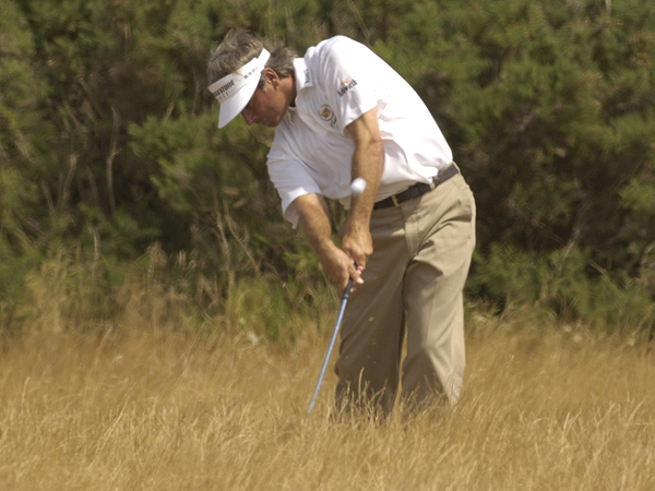 Fred Couples, United States                       Royal Liverpool, 2006