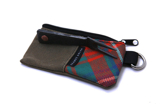 Seamus Golf Pitch Mark Repair Tool, $75; seamusgolf.com                       Take care of the greens in style with this hand forged pitch mark repair tool with custom waxed canvas and tartan carrying pouch.