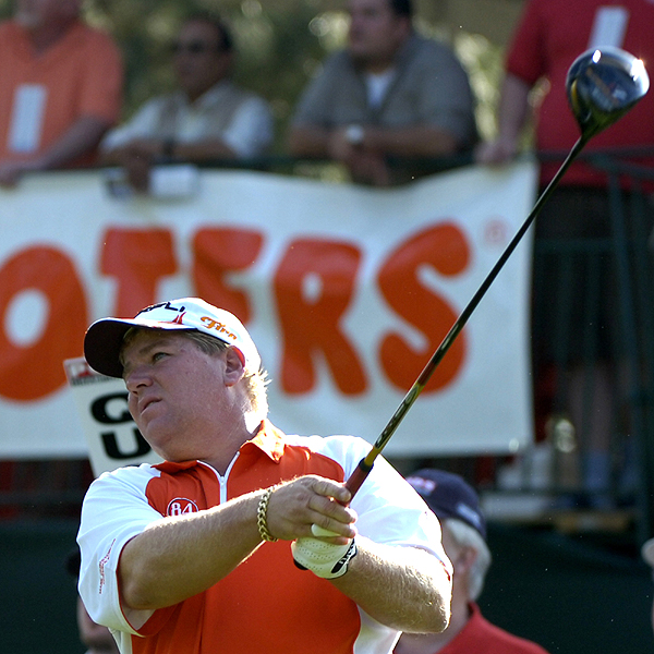 2007 PODS Championship                                              The Copperhead Course at the Westin Innisbrook Resort in Tampa proved to have plenty of bite, but Tour veteran Mark Calcavecchia was able to hold off the field for the victory.                                              A week after being forced to withdraw from the Honda Classic due to a sore back, John Daly was in action again. Unfortunately, Big John had to withdraw once more after posting a first round 74.