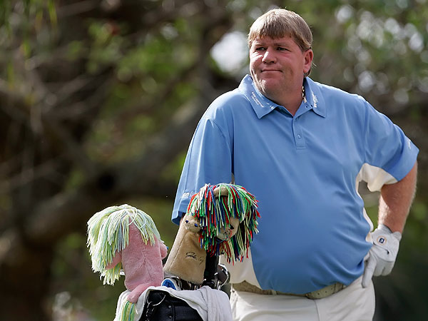 Daly made the cut, sort of                     John Daly did not play on Saturday or Sunday at the Sony Open even though he scored well enough to make the cut. A new policy on the PGA Tour states that the low 70 players and ties after two rounds qualify to play on the weekend, unless that number exceeds 78 players, as it did at the Waialae Country Club. In that situation, only the closest number to 70 players stay in the tournament. Because 69 players shot 139 or better, Daly and 17 other players who shot 140 did not advance to the weekend's competition.