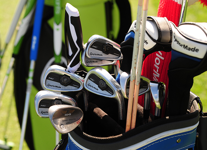 David Hearn has two Top-10 finishes in his last three tournaments using his Forged TaylorMade MC irons.