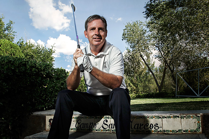 "Dean Jones is both the general manager and head pro at Campestre. Six days a week, he drives from his home in El Paso, over a bridge, through customs and into Juárez for work. He held the same job from 1992-2008, when he left shortly after hearing gunshots near the course while he was teaching a group of junior golfers. He returned to Campestre in 2012 with no regrets. ""The safety is improving, and our membership numbers are growing every month,"" he said."