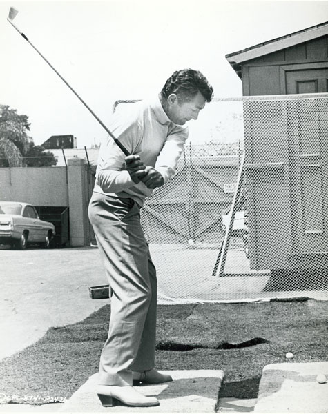 Rat Packer Dean Martin competed in many pro-ams during his time and hosted the Dean Martin-Tucson Open from 1973-1975.