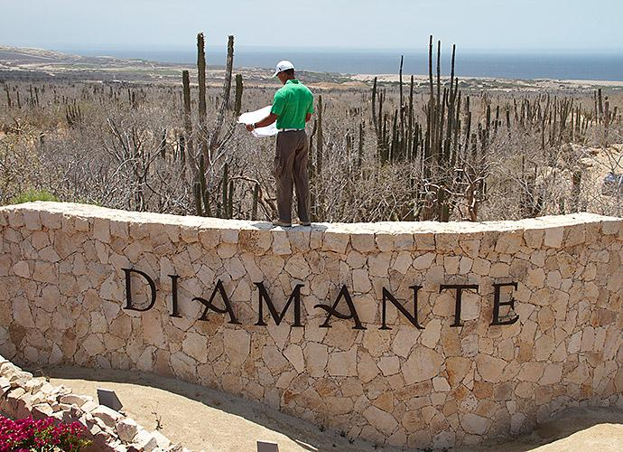 Tiger Woods' architectural debut, the par-71, 7,401-yard El Cardonal, located in the Diamante development on Mexico's Baja peninsula, is scheduled to open this fall, and it's already shaping up to be a tough test. What did you expect?