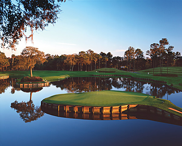 "Pete Dye DesignsTake a closer look at some of Pete Dye's most famous designs.                                          TPC SawgrassThe Stadium course at TPC Sawgrass in Ponte Vedra Beach, Fla., hosts the Players Championship, often called the PGA Tour's ""fifth major."" Dye is credited for designing the course, but his wife gave him the idea to create the now infamous par-3 17th.                                           Sawgrass is ranked No. 10 in GOLF Magazine's Top 100 Courses You Can Play."