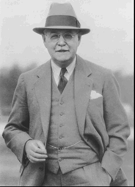 2. Donald Ross: The genius behind Pinehurst No. 2, Seminole and Oakland Hills didn't spend much time in Texas, but he left us with Houston's most prestigious private club, River Oaks. The club played host to the 1940 Western Open, won by Jimmy Demaret and the 1946 Houston Open, where Byron Nelson edged Ben Hogan.