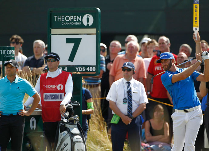 Dustin Johnson shot 72 in the final round to drop back in the pack and place T12.