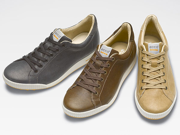 A luxury version of the ECCO Street Premiere, the ECCO Street ($160) is made from camel leather and has the stability and young looks of the other model.