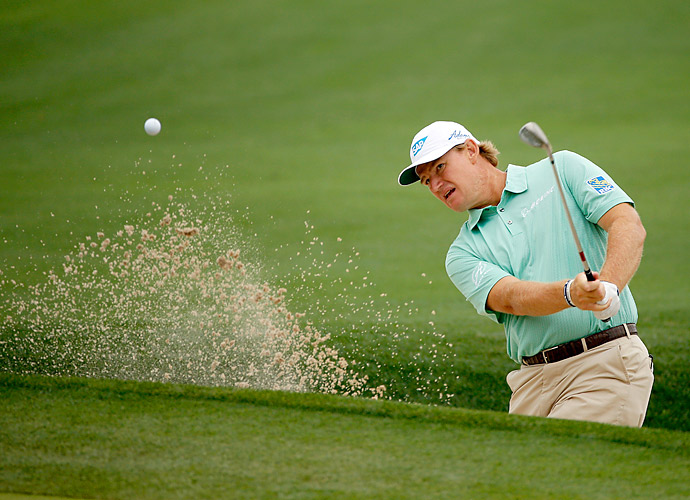 Ernie Els also had a 68.