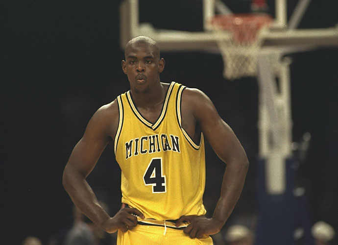 His lengthy professional career did wonders to alleviate the pain of a bone-headed play, but 1993 will never forget how the NCAA Championship was settled for the Michigan Wolverines, when Chris Webber called a timeout that his team didn't have, icing the victory for North Carolina.