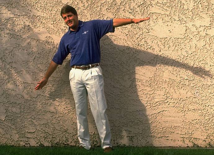 "1995                       Phil Mickelson wins the Northern Telecom Open, the same event he won in 1991 as an amateur.                                               Pop Culture: Coolio's ""Gangsta's Paradise"" is named the best single of the year in The Village Voice Pazz & Jop critics poll."