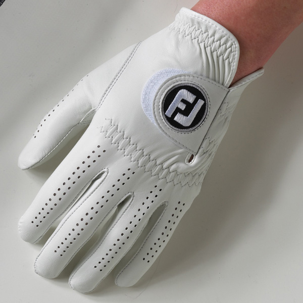 FootJoy Pure Touch Limited Golf Glove ($28)                       footjoy.com                                              Luxury and function meet in this ultra-premium glove. Made from genuine leather, the Pure Touch is precision cut to fit comfortably over every part of your hand to maximize feel and comfort.